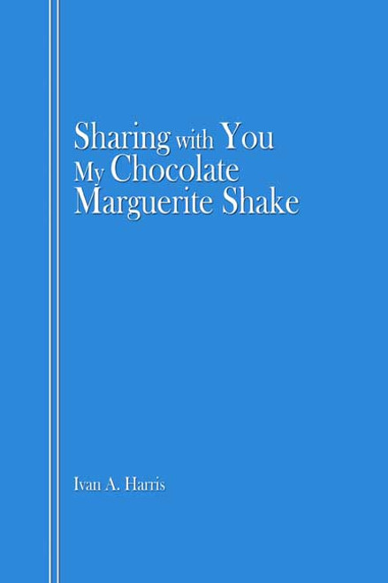 Sharing with You My Chocolate Marguerite Shake