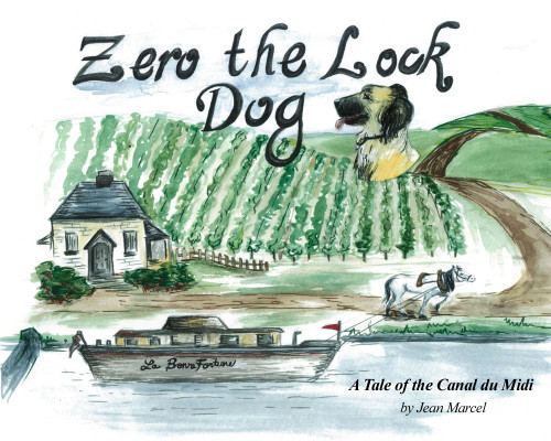 Zero the Lock Dog: A Tale of the Canal du Midi