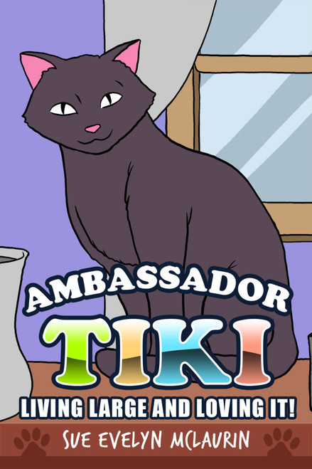 Ambassador Tiki: Living Large and Loving It!