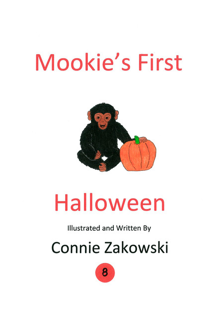Mookie's First Halloween