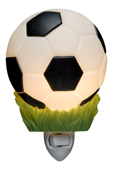 Soccer Ball Sports Fan Goalie Night Light