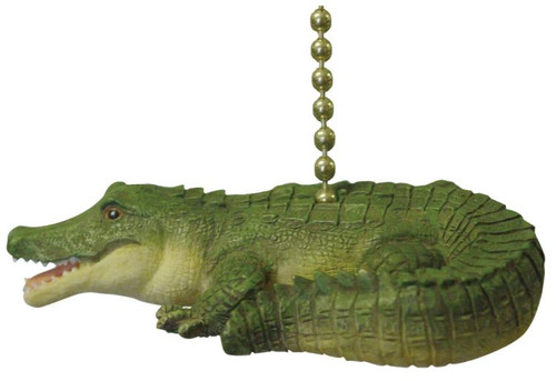 Alligator Gator Ceiling Fan Pull or Light Pull