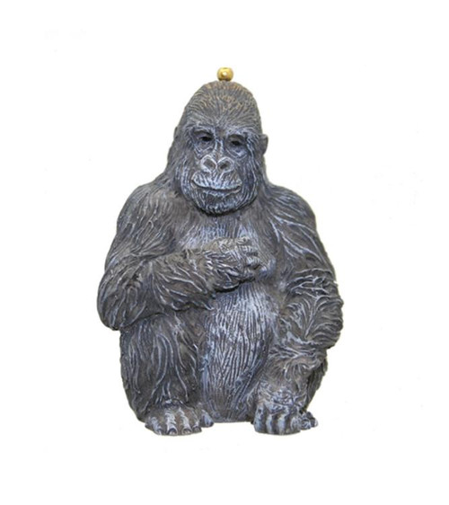 African Primate Jungle Gorilla Ape Fan Light Pull
