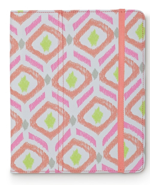 Sunrise Key Pink Orange Lemon Print Ipad® Tablet Case
