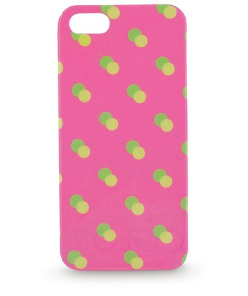 Citrus Dot Bold Lime Green Dot iPhone 4 or 4s Smartphone Phone Case Cover