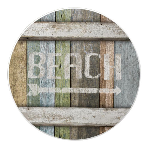 Beach Arrow Absorbent Cupholder Auto Coasters Set of 2