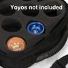 Yoyo King Yoyo Bag Holds 8 Yoyos & Accessories