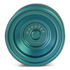 CLYW Manatee yoyo front view blue