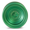 CLYW Manatee yoyo front view green