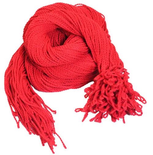 100 Red Polyester Yoyo Strings Type 6