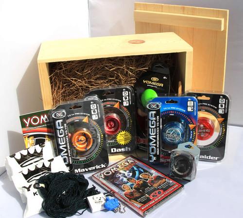 Yomega Ultimate Yoyo Gift Crate