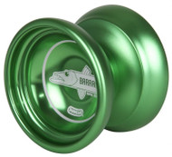 Green Barracuda 2016 yoyo