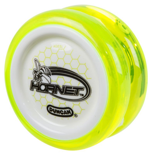 Translucent Yellow Hornet Yoyo
