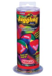 Duncan Juggling Balls w/ CD-ROM