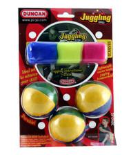 Juggling Combo w/ Scarves, Balls, CD