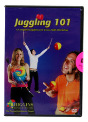 Juggling 101 - Performance Tricks DVD