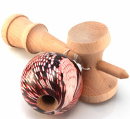 Bahama Kendama Animal Print Ball