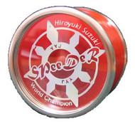 Yoyojam Speeder flared shape yo-yo