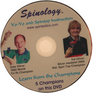 Spintastic Spinology DVD