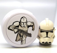 Yomega Clone Trooper String Bling Yoyo