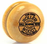 Tom Kuhn Roller Woody, Wooden yoyo