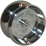 Tom Kuhn Tom Cat flared shape aluminum yoyo