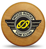 Tom Kuhn Wood Rocks Yoyo