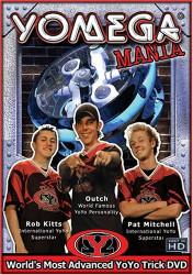 Yomega Mania Yoyo Trick DVD