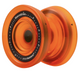 NorthStar Finger Spin Yoyo Orange