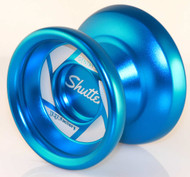 Aqua (Metallic Blue) Shutter