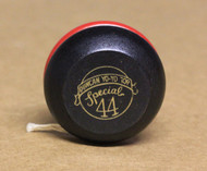 Duncan 44 Yoyo Black/Red