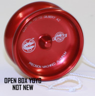 Custom AXL Elite Yoyo Open Box Yoyo