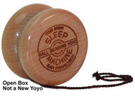 Open Box Tom Kuhn Sleep Machine Yoyo