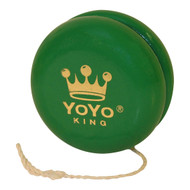 Yoyo King Old Timer Classic Wooden Yoyo