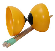 Flight Lander Diabolo / Chinese Yoyo with Wooden Handsticks