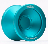 Space Crown Yoyo Turquoise