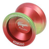 Recess Komodo yoyo Red Green fade