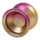 Recess Komodo yoyo Purple gold fade