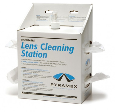 Pyramex® Lens Cleaning Stations - Large ##LCS20 ##