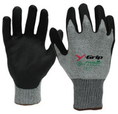 Y-GRIP Cut Resistant Polyurethane Coated Gloves  ## F4960 ##
