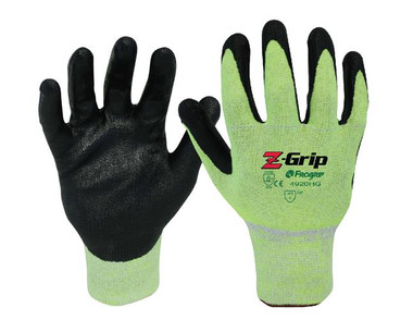 Z-GRIP Cut Resistant Nitrile Coated Gloves ##4920HG ##