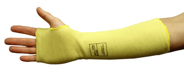 "Cut Level 2 - Kevlar® Fiber Protective Sleeves - 14"" with Thumb Sleeve ##KS14TH ##"
