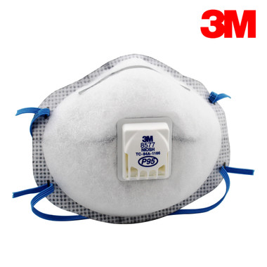 3M™ 8577 N95 Particulate Respirators  ## 3MR8577 ##