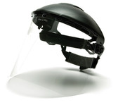 Pyramex® Polycarbonate Clear Face Shields ##S1020 ##
