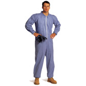 Softguard® Blue Flame Retardant Coveralls ##25125 ##