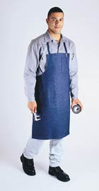"Heavy Denim 28"" x 36"" Aprons  ## DM100 ##"
