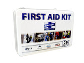 First Aid Kit - 25 Person  ##FAB25 ##
