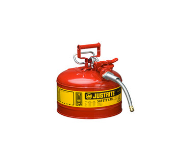 2.5 Gallon Type II Red Safety Cans  ## 7225120 ##