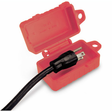 NORTH E-SAFE Electrical Plug Lockouts : Lockout Tagout Devices : Industrial Safety Products