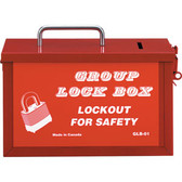 NORTH® Group Lock Boxes ##GLB01 ##